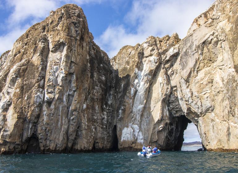 Croisière Galápagos, M/T Camila