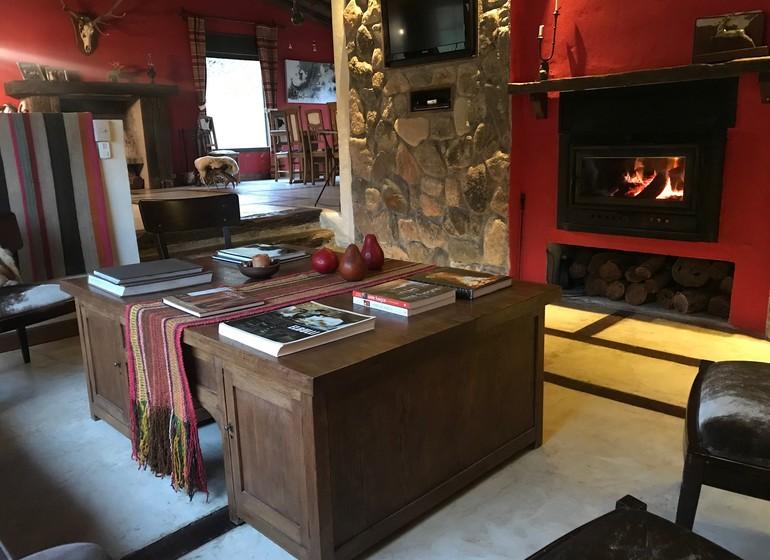 Argentine Voyage Mendoza Rancho e'Cuero séjour