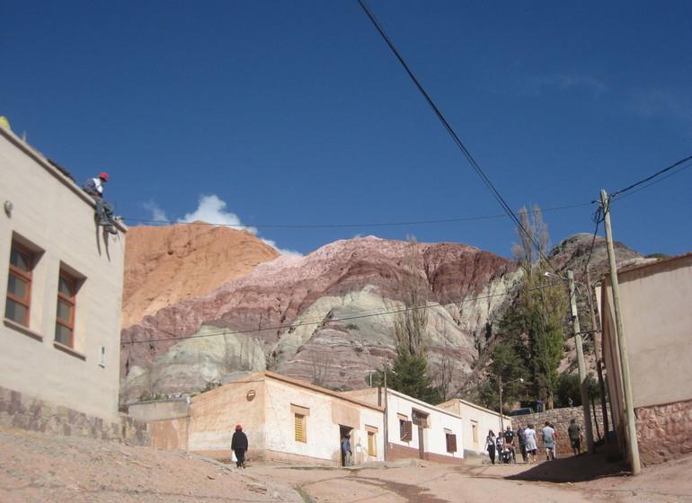 Argentine Voyage Nord ouest Purmamarca