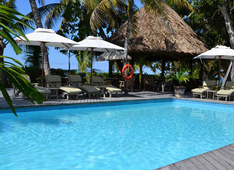 Hotel Indian Ocean Lodge, Praslin, Seychelles