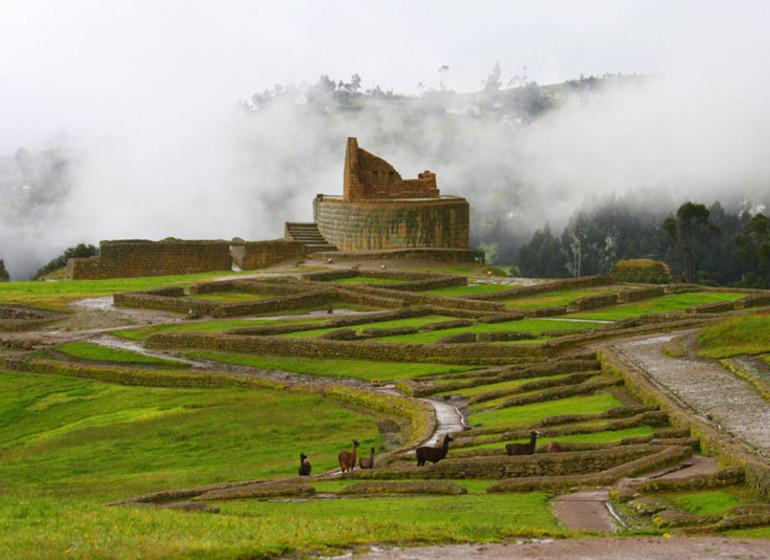 Equateur Voyage Ruines d'Ingapirca