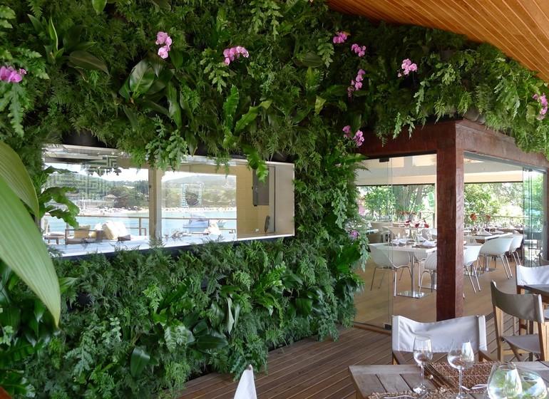 Brésil Voyage Rio de Janeiro Buzios Insolito Hotel restaurant