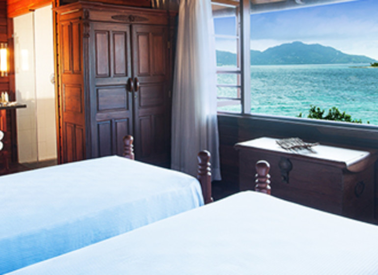 Hotel JA Enchanted Island Resort, Mahe, Seychelles