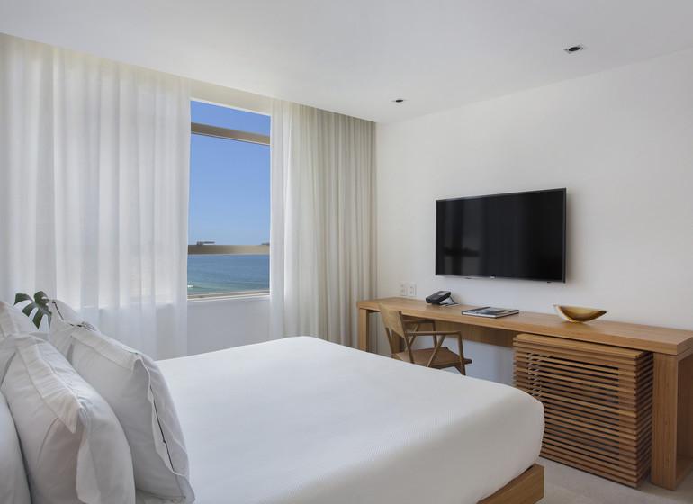 Brésil Voyage Rio Janeiro hôtel chambre standard