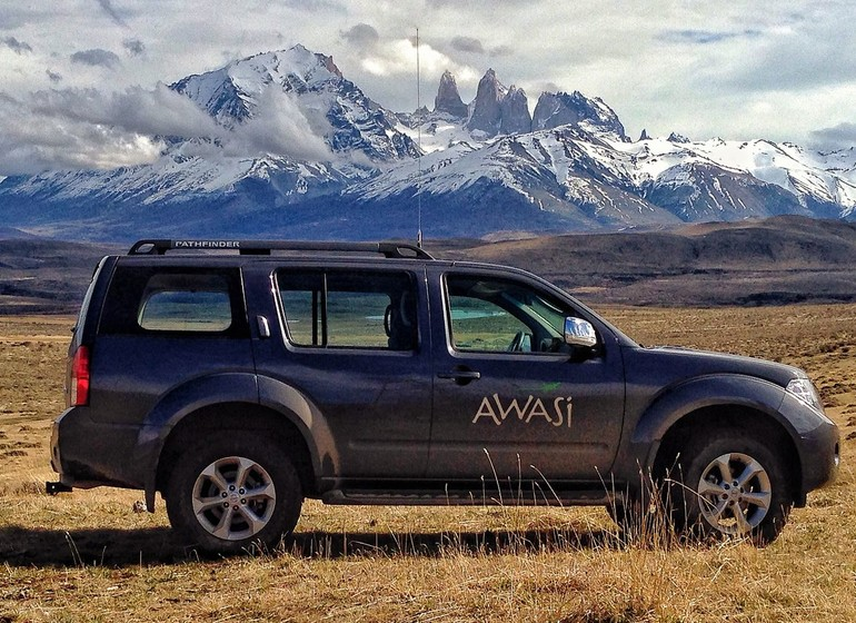 Chili Voyage Awasi Patagonia excursion 4X4