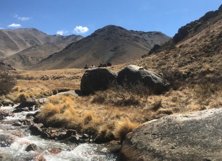 Argentine Voyage Mendoza Rancho e'Cuero