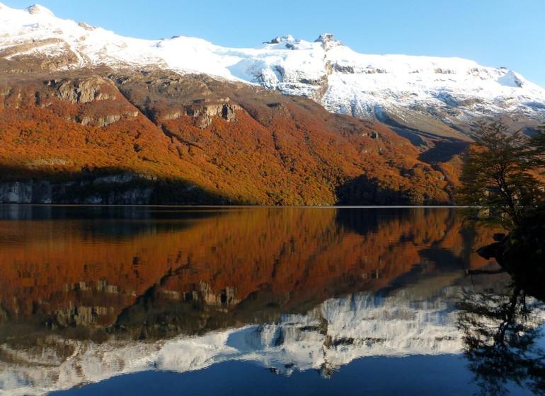 Argentine Voyage Patagonie Aguas Arriba Lodge ambiance sur l'eau