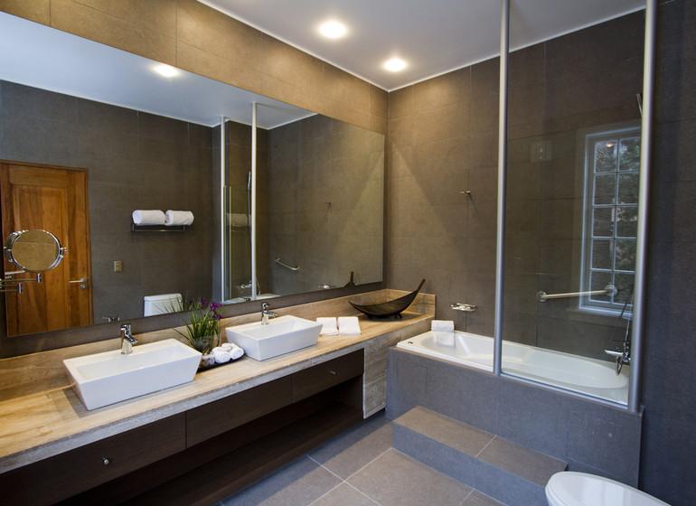 Chili Voyage Santiago Casa Bueras Lastarria salle de bains