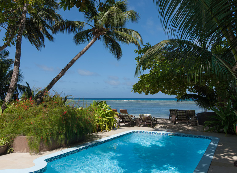 Hotel Le Repaire Boutique, La Digue, Seychelles