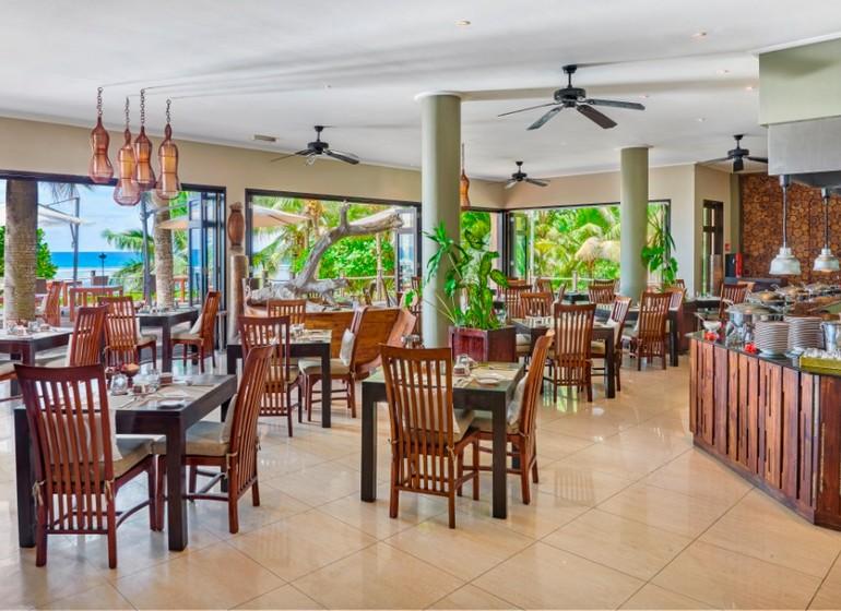 Hotel Double Tree by Hilton Allamanda, Mahe, Seychelles