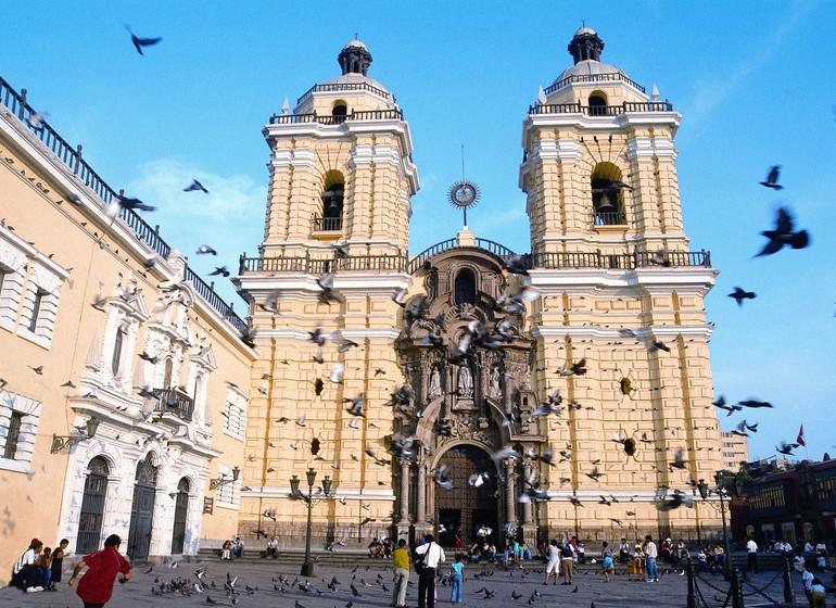 Pérou Voyage Côte Pacifique Lima