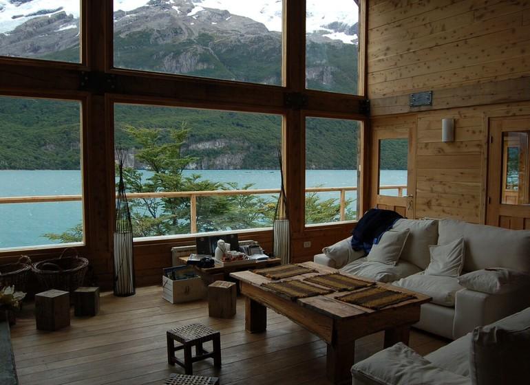 Argentine Voyage Patagonie Aguas Arriba Lodge séjour