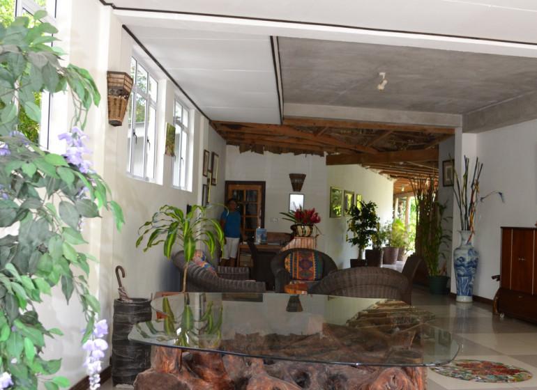 Hotel Augerine, Mahe, Seychelles