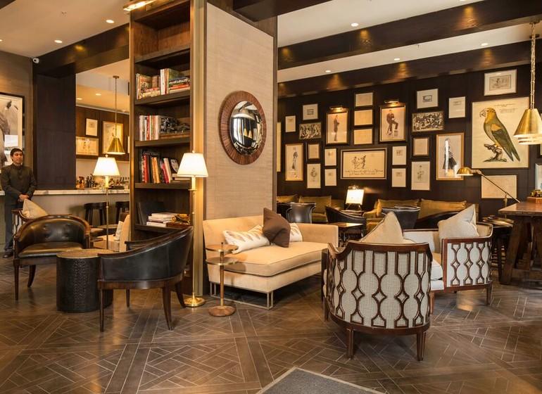 Chili Voyage The Singular Santiago salon