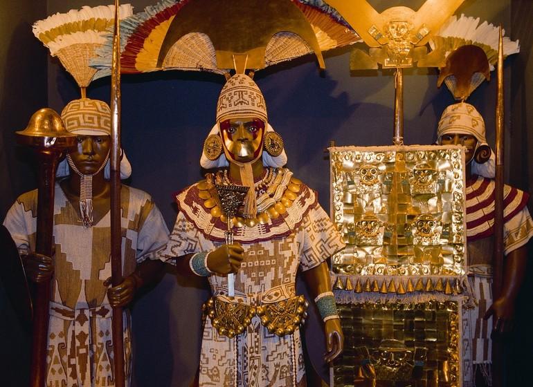 Pérou Voyage Musée de Sipan