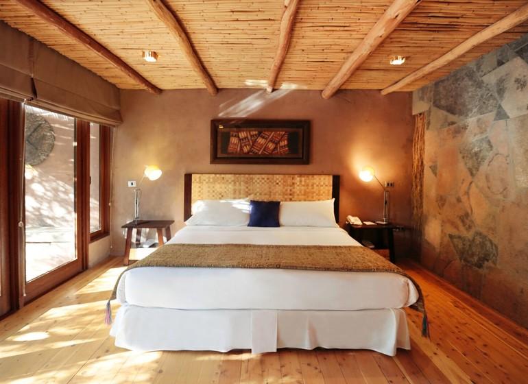 Chili Voyage Los Cumbres Atacama bungalow double