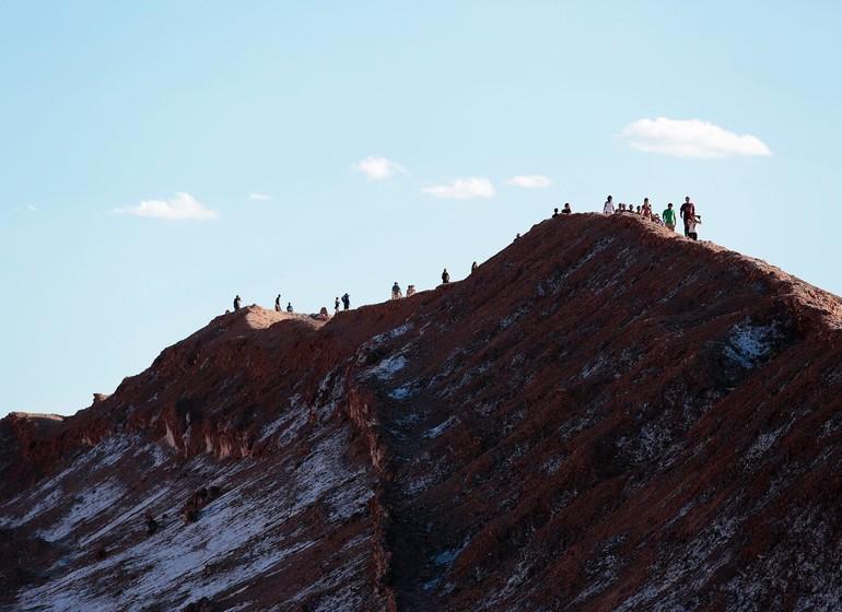 Chili Voyage Los Cumbres Atacama excursion vallée de la lune