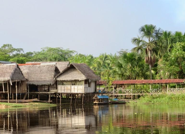 Croisière au cœur de l'Amazonie à bord du MV La Perla