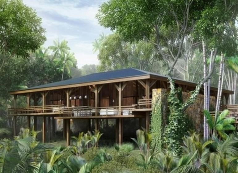 Argentine Voyage Iguazu Awasi Lodge extérieur
