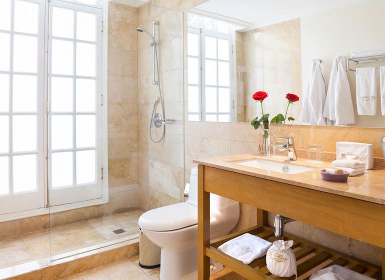 Chili Voyage Santiago Le Rêve salle de bains
