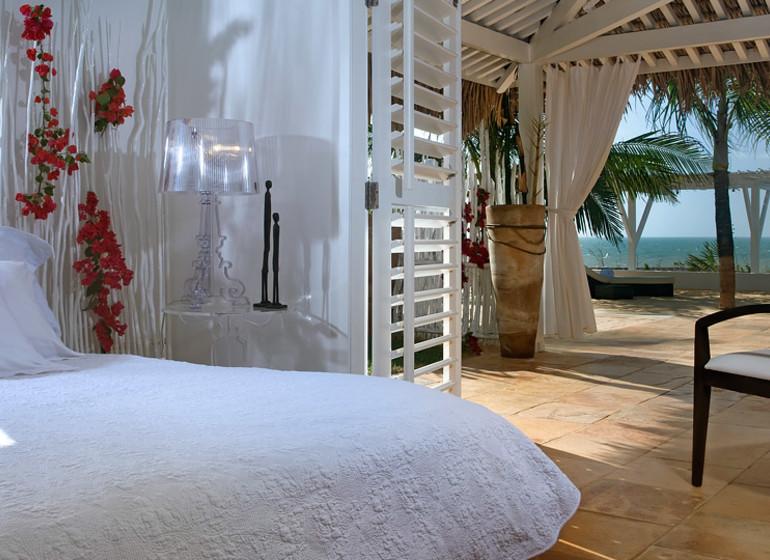 Brésil Voyage Jeri Chili Beach suite avec veranda