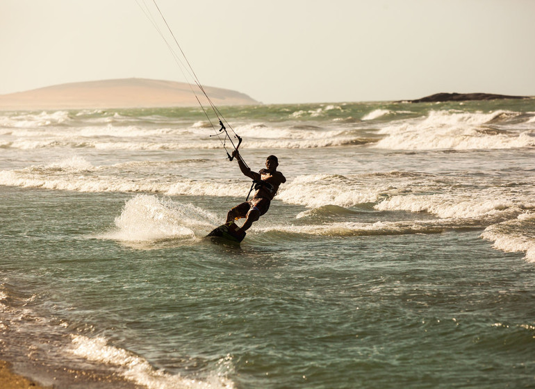 Brésil Voyage Jericoacoara kitesurf