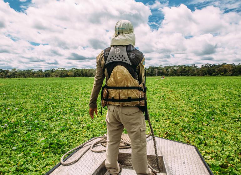 Croisière sur l'Amazone, un 5* au fil de l'eau