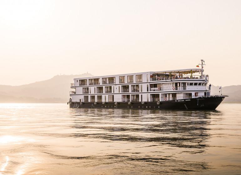 Hommage à la beauté avec Sanctuary Cruises