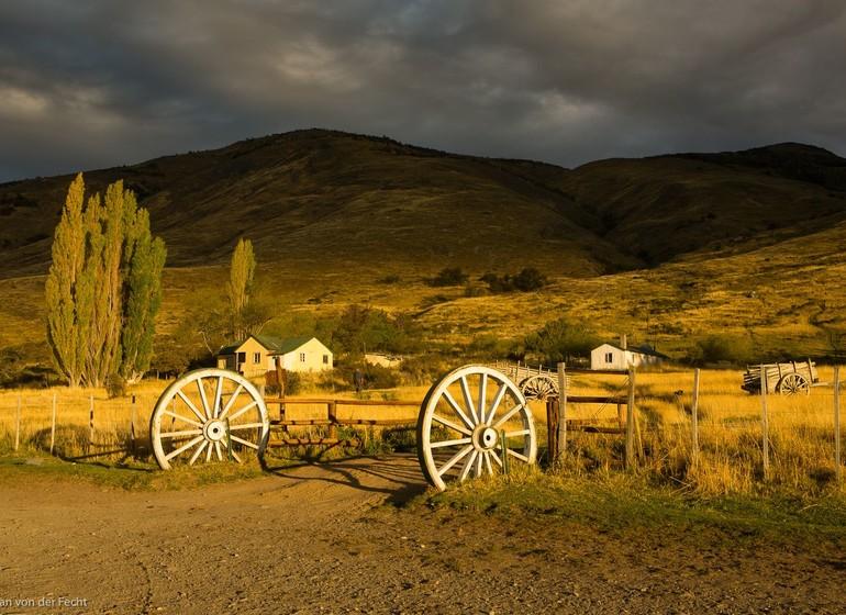 Argentine Voyage Nibepo Aike ambiance Patagonie
