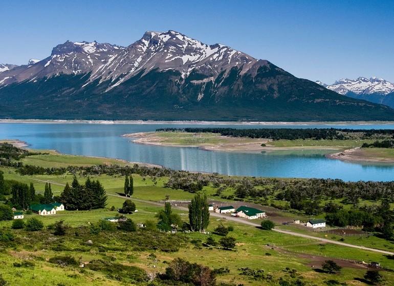 Argentine Voyage Nibepo Aike parc national des glaciers