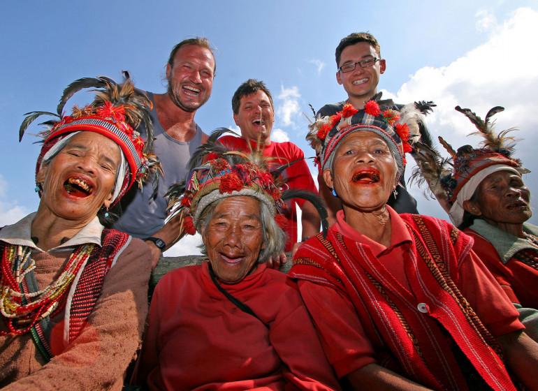 voyage asie philippines ethnie Luzon