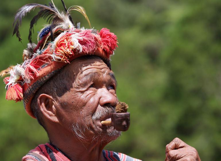 voyage asie philippines ethnie Ifuago