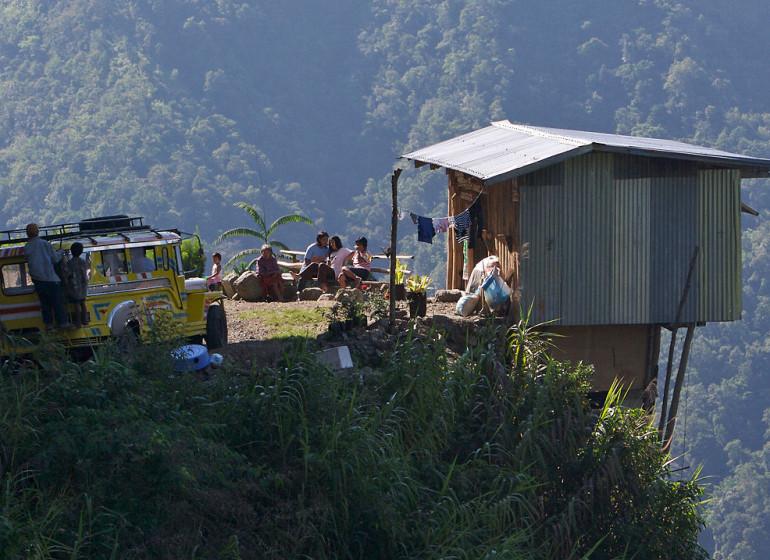 voyage asie philippines rencontre ethnie Luzon riziere unesco