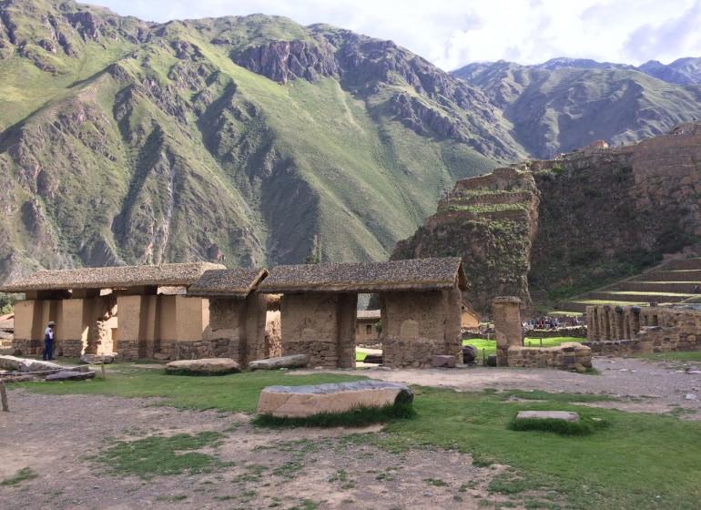 Pérou Voyage Ollantaytambo