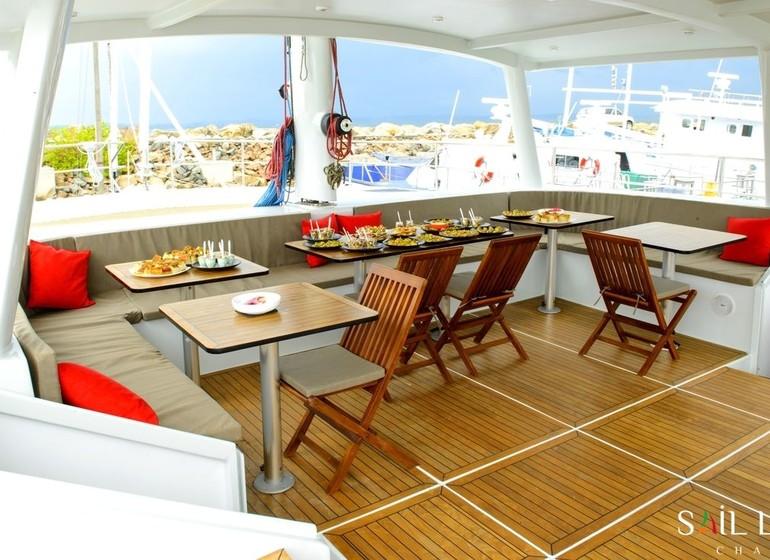 Croisières en catamaran