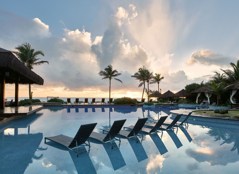 Brésil Voyage Zorah Beach piscine