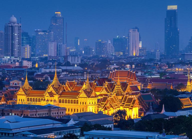 Une Thaïlande en trois actes