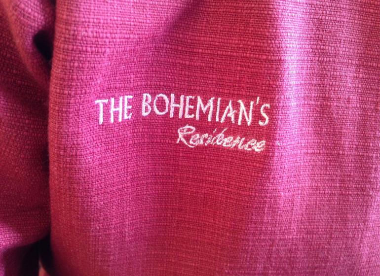 Flânerie à la Bohemian's Residence