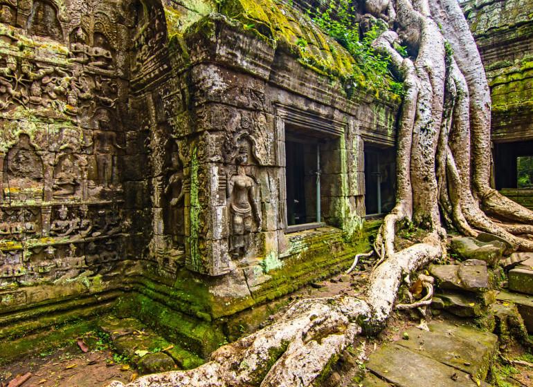 """Les """"zero risque"""": Partez en toute sécurité au Cambodge."""