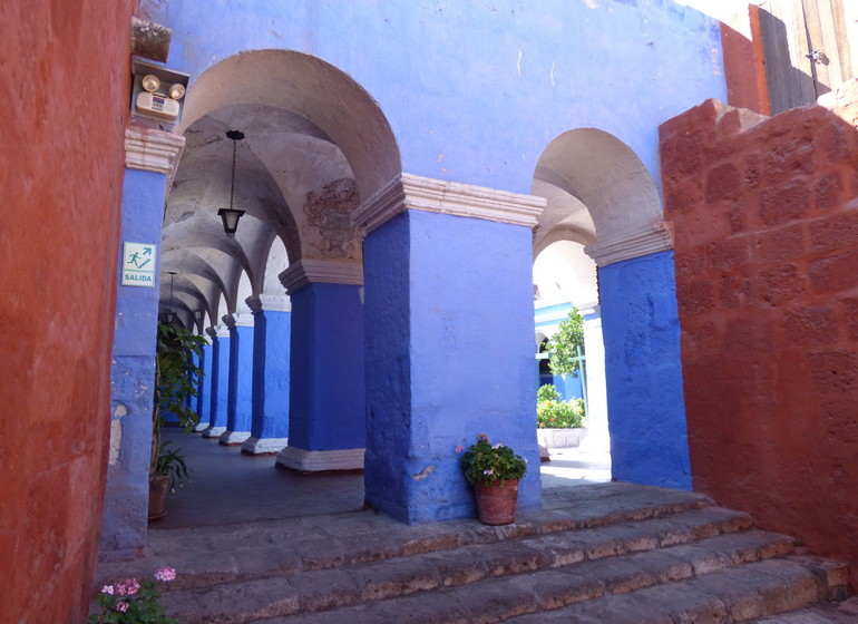 Faune, flore et culture Inca