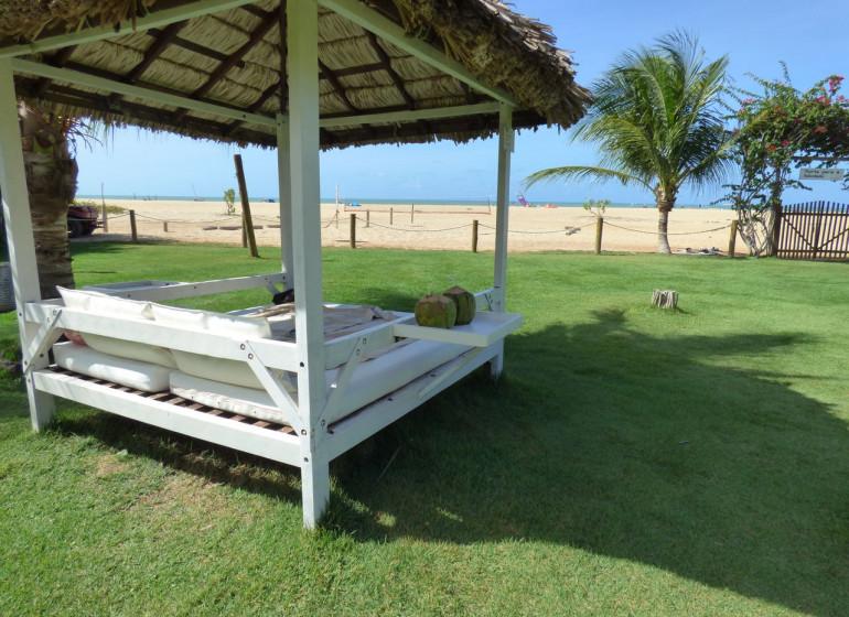 Brésil Voyage São Miguel de Gostoso Mi Secreto détente avec vue sur la plage