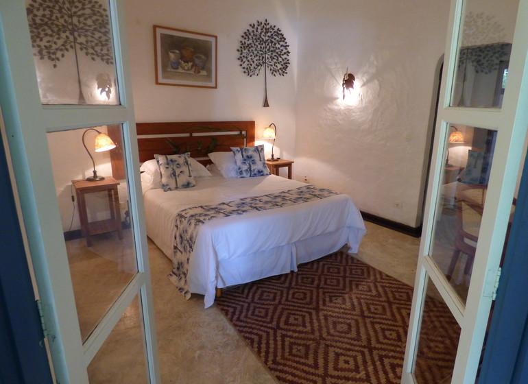 Brésil Voyage Picinguaba Pousada chambre double