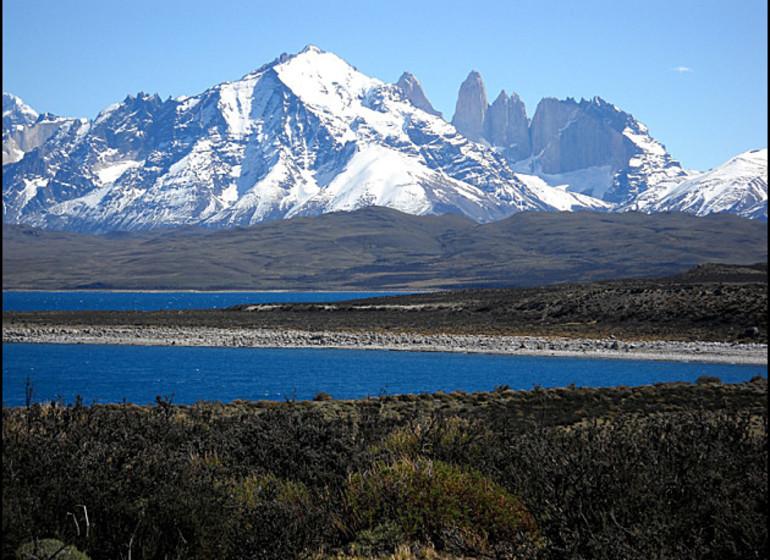 Chili Voyage Torres del Paine, Los Cuernos