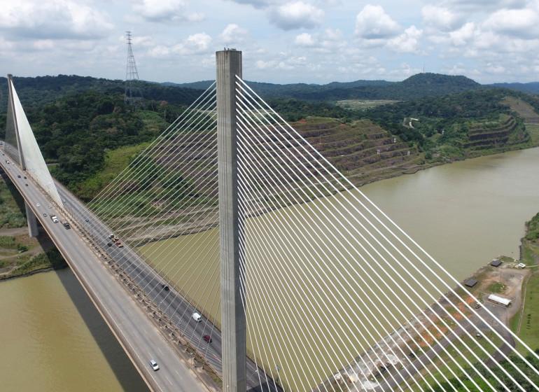 Panama Voyage Pont canal