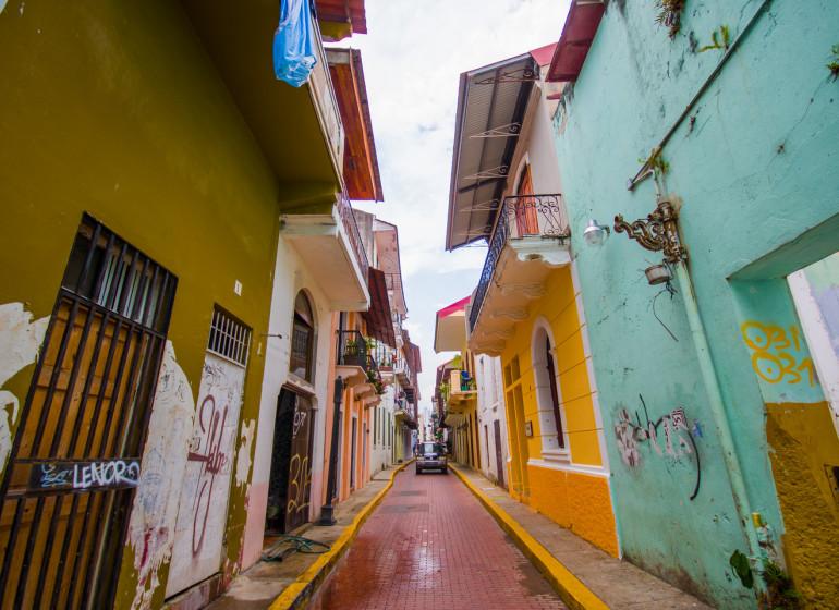 Panama Voyage Panama City Casco Viejo