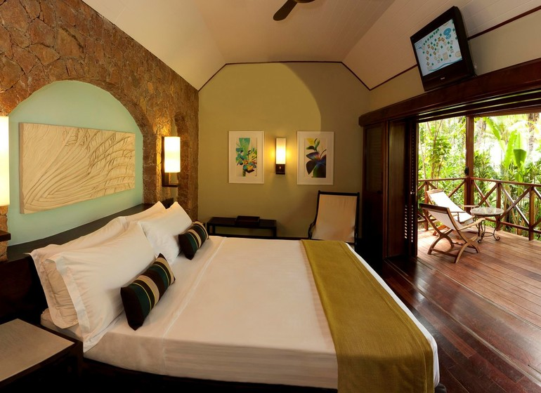 Hotel Paradise Sun, Praslin, Seychelles