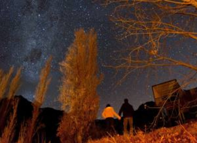 Chili Voyage Pisco Elqui Los Domos ciel étoilé