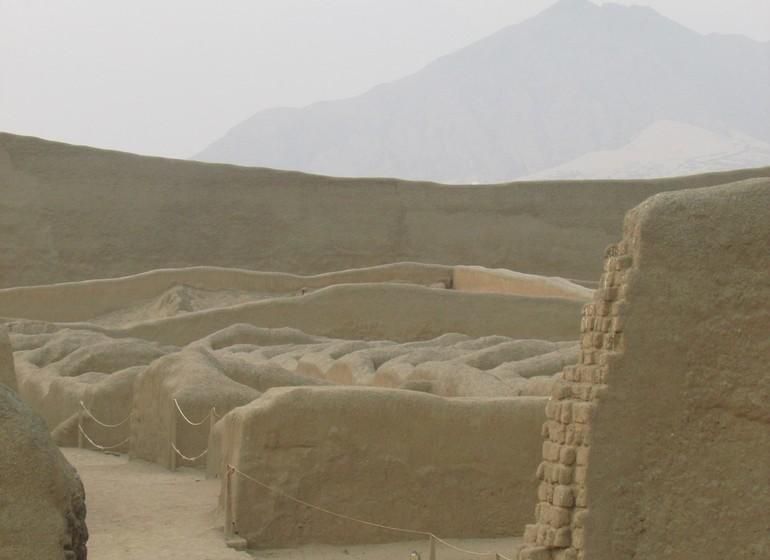 Pérou Voyage Nord du Pérou Chiclayo site