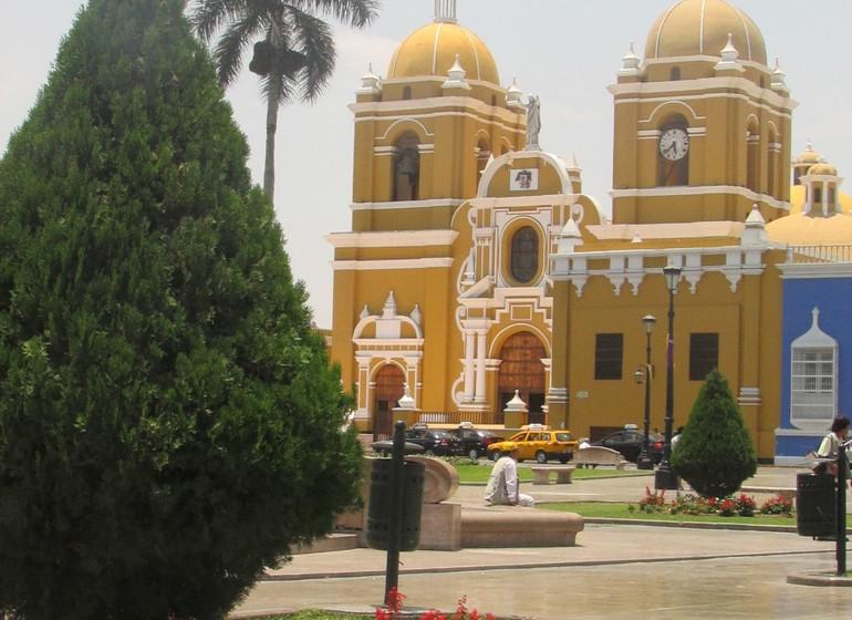 Voyage Pérou Chiclayo