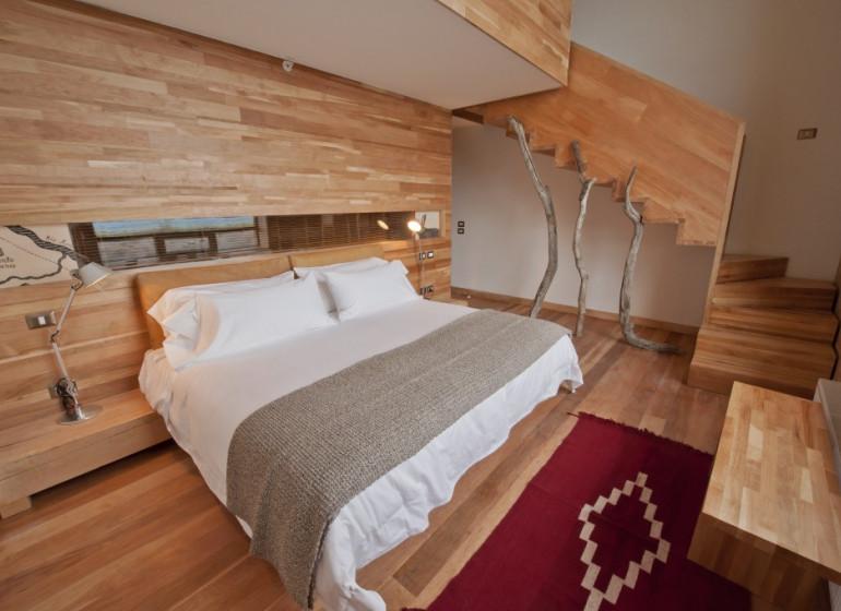 Chili Voyage Tierra Patagonia chambre I